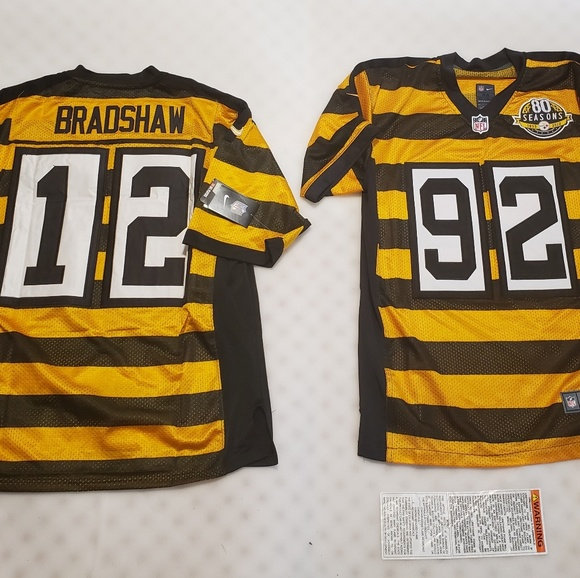online store b9d66 6260b Nike Pittsburgh Steelers jerseys NWT